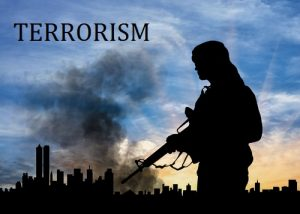 Terrorism is engulfing most parts of the world.